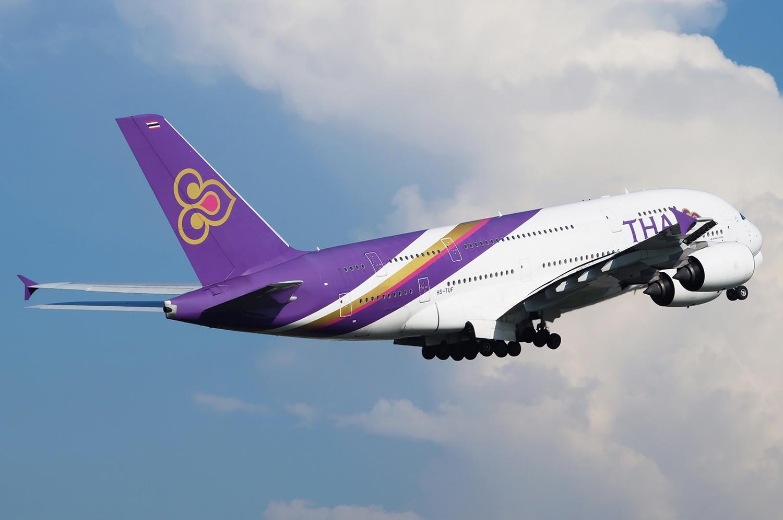 compagnie-thai-airways