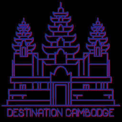 Destination Cambodge