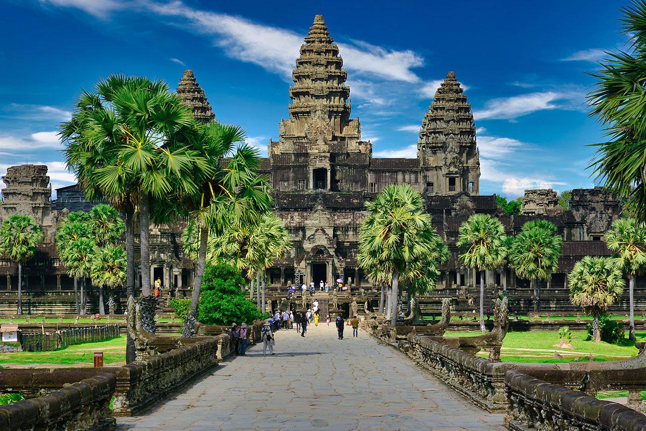 reouverture du cambodge comme la thailande